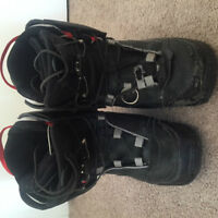Used Men's Snowboard Boots