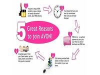 Love AVON come and join JANES AVON TEAM TODAY - reliable rep and recruiter