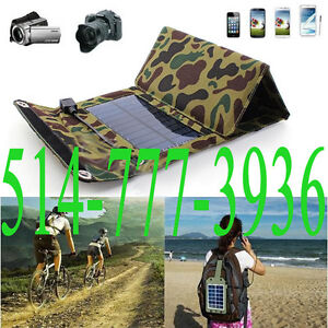 Solar Panel Mobile Electric Source Power Bank Charger Externe 7W