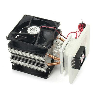 Us Diy Electronic Semiconductor Refrigerator Radiator Peltier Air Cool Equipment