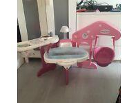 Dolls baby nursery