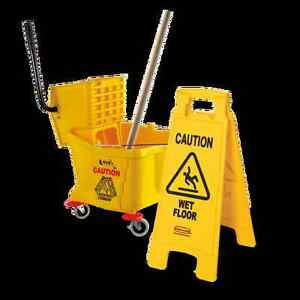 Commercial and Industrial Cleaning Company