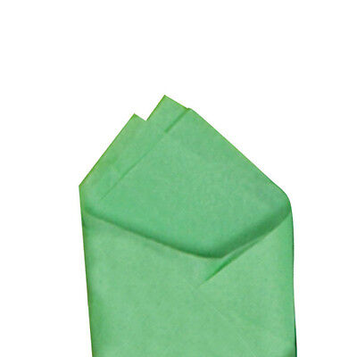 Apple Green Quality Premium Grade Color Tissue Paper 20 X 30 24 Sheets Pack