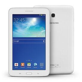 Samsung Galaxy tab 3 lite.