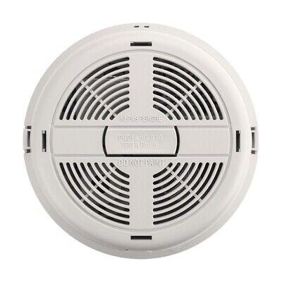 Mains Power Ionisation Smoke Alarm with Alkaline Battery BRK 770MBX / DETA 1151