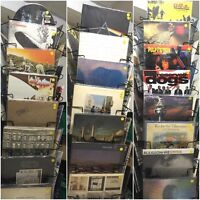 Records for sale. Vinyl LP's *UPDATED PICTURES*