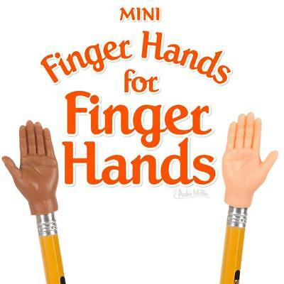 5 Pack FINGER HANDS FOR FINGER HANDS Gag Gift Kids Party Favors  Archie - Gag Gifts For Kids