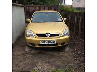 Vauxhall Vectra 2.2 sxi 16v