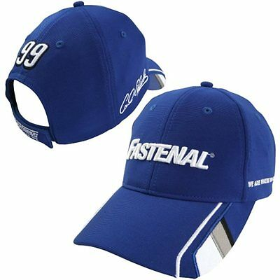 Carl Edwards 2014 Chase Authentics  99 Fastenal Official Pit Hat Free Ship