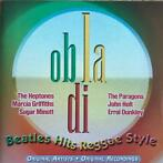cd - Various - Ob La Di - Beatles Hits Reggae Style