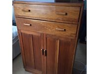 1950's Chest of Drawers and Tallboy