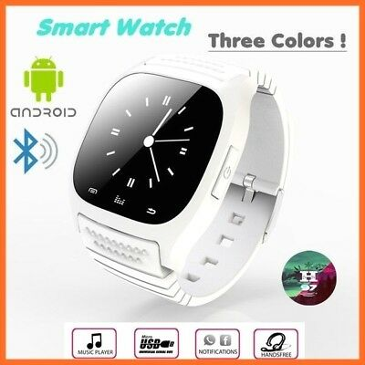 """Bluetooth R-Watch Sms Anti Lost Smart Sport Watch Android Gift """"Free Shipping"""""""