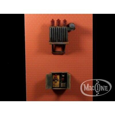 MAC35125 Macone Models Transformador eléctrico Modelo A 1/35