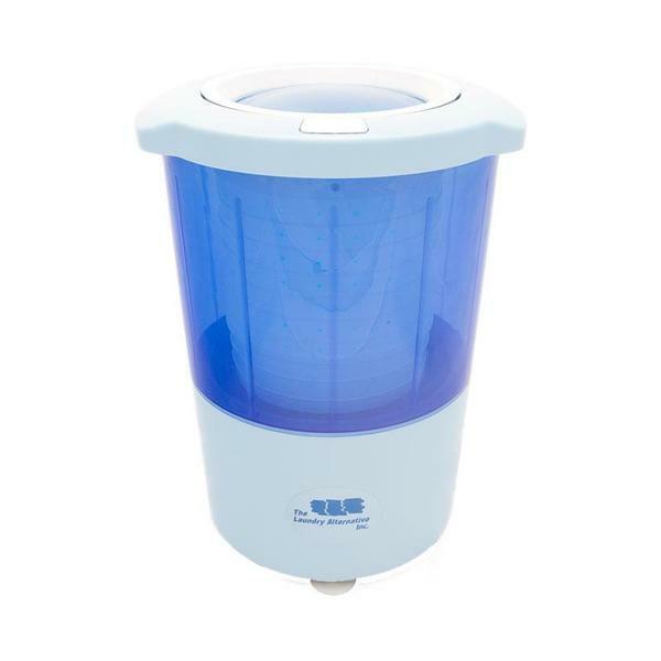 The Laundry Alternative Mini Countertop Spin Dryer 2