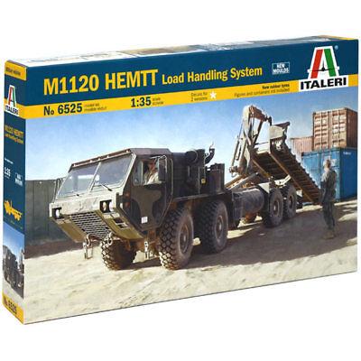 Italeri 6525 M1120 HEMTT Load Handling System 1:35 Military Model Kit