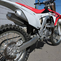 2014 Honda CRF450R Payments as low as $117.00 per month