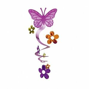 2ft-Butterflies-Spiral-Hanging-Ceiling-Decoration-Birthday-Party-ware-Supplies
