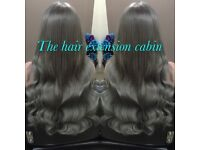 Hair extension specialists/ master extensionist Bournemouth