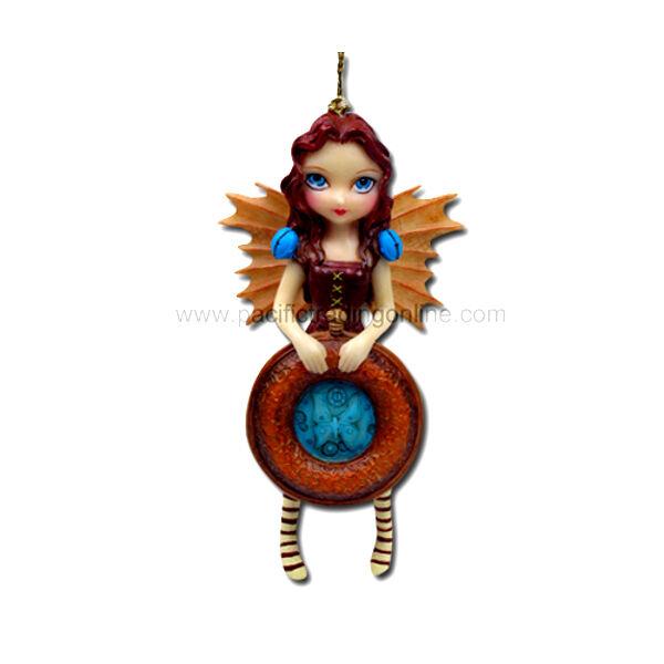 MECHANICAL ANGEL I Fairy Ornament Jasmine Becket-Griffith Strangeling faerie
