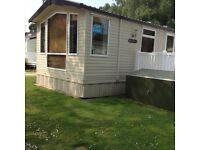 Swift Moselle 2 bed static caravan