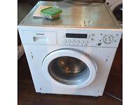 Hoover integrated washing machine - needs new door release