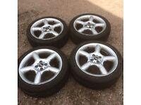 Mini Copper Wheels