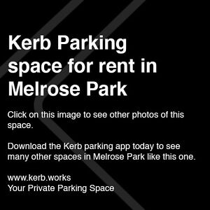 Kerb Parking Space - MELROSE PARK $5/day Melrose Park Mitcham Area Preview