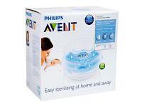 Avent breast pump / bottle warmer / steriliser