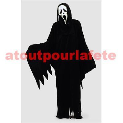 DEGUISEMENT Robe DE SCREAM,Halloween,Horreur,Gore,Accessoire,Déguisement,Fête