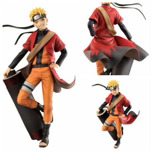 New Anime Naruto Uzumaki Naruto PVC Action Figure Collection Model Gift No Box