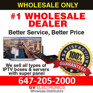 IPTV Reseller Panel - Better Service - Better Price (+SUPER PAN