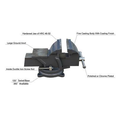Kaka Industrial Hps-150 6 Ductile Iron Heavy Duty Bench Vise