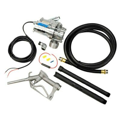 Gpi Ez-8 8 Gpm Fuel Transfer Pump