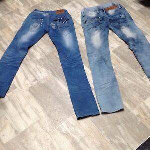 2 pairees de jeans jap rag Lac-Saint-Jean Saguenay-Lac-Saint-Jean image 2