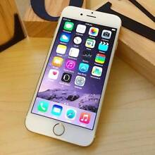 as new iphone 6 64 gb gold unlocked with box and charger Surfers Paradise Gold Coast City Preview