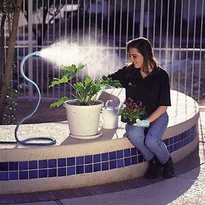 brumisateur d 39 eau portable cobra mistand tube rigide 80cm brumisation jardin ebay. Black Bedroom Furniture Sets. Home Design Ideas