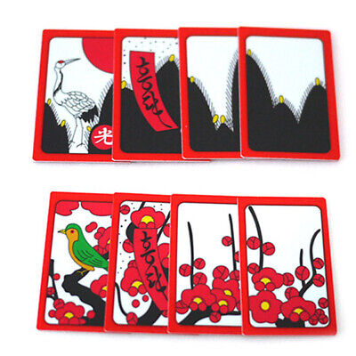 Korean HWATU Go-Stop Game Cards NORMAL Size 4x6cm Minari SPACE SWEEPERS Props