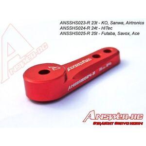ansshs023-r-23t-Answer-RC-Recto-Servo-BOCINA-ROJO