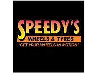 Tyre fitter required at Speedy's Walsall