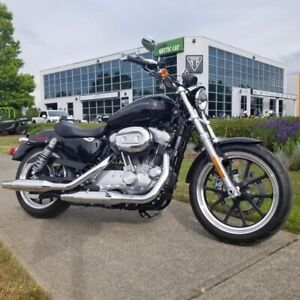 2018 Harley-Davidson XL883 SUPER LOW