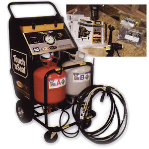 SPRAY FOAM  KITS & CPDS SPRAY FOAM  MACHINE ... Kitchener / Waterloo Kitchener Area image 4