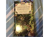 David Squires Greenhouse Gardening Hardback Book