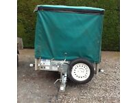 Ifor Williams trailer for sale.