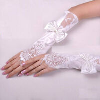Petticoat and Bridal Gloves