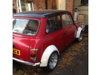 Classic mini 1340 modified