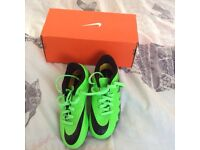 Size 13 kids football boots