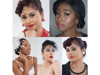 Bridal Makeup Artist & Hair Stylist