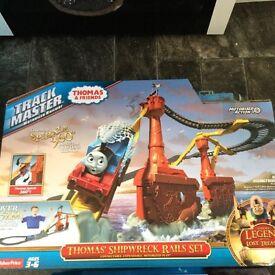 Shipwreck Thomas play sets