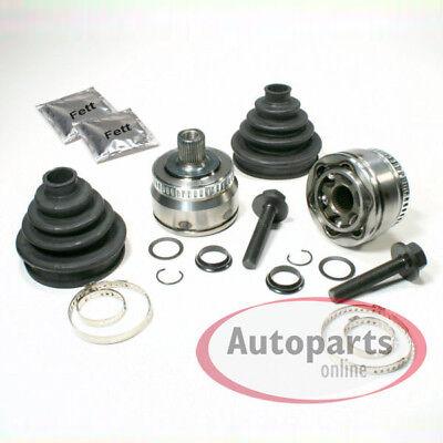 Audi A4 B5-2 Piezas Kit de Eje Transmisión Conjunta Fuelle Del Accesorio...
