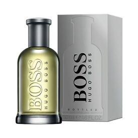 100% Genuine Hugo Boss Bottled 50ml Boxed